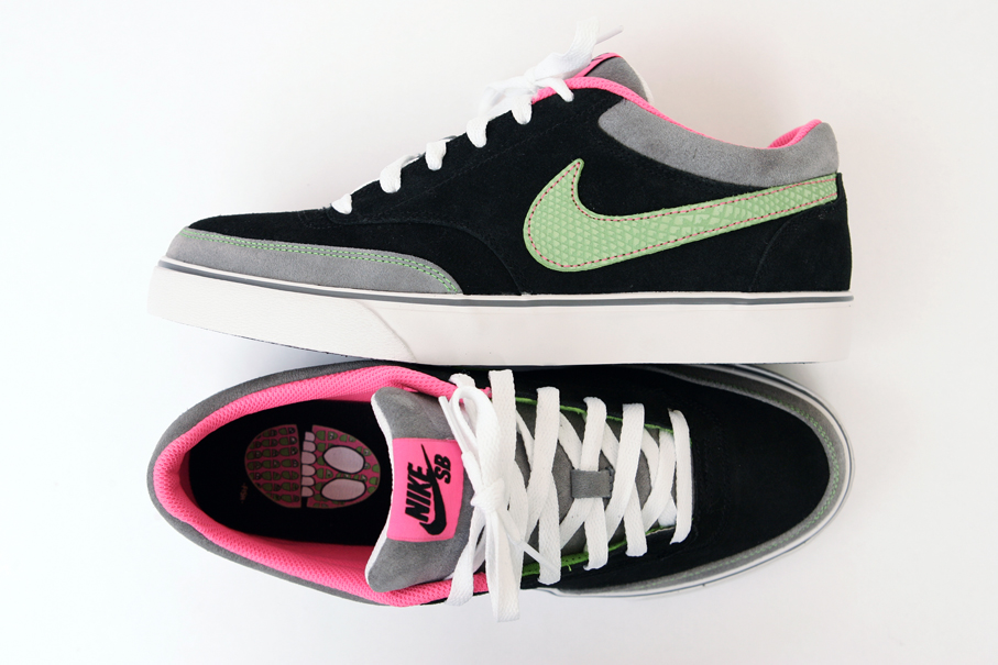 Alliance for networking visual culture nike sb zoom air for Fish shoes nike