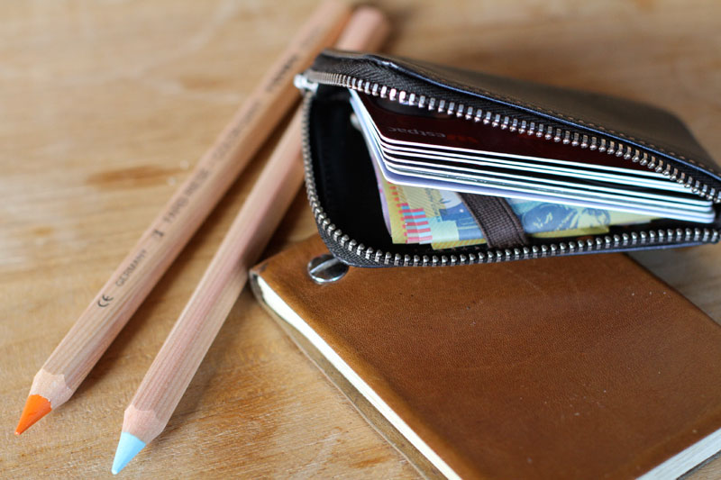 Pop Magazine » A Very Small Wallet From Bellroy